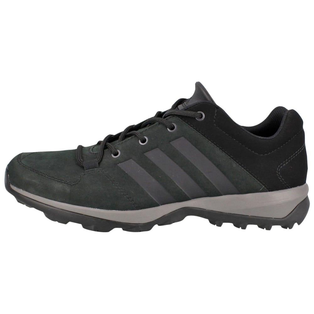 ADIDAS Men's Daroga Plus Leather Shoes - BLACK/GRANITE/BLACK