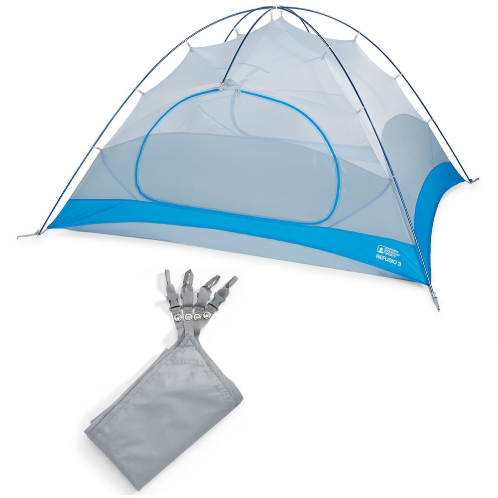 EMS Refugio 3 Tent - METHYL BLUE