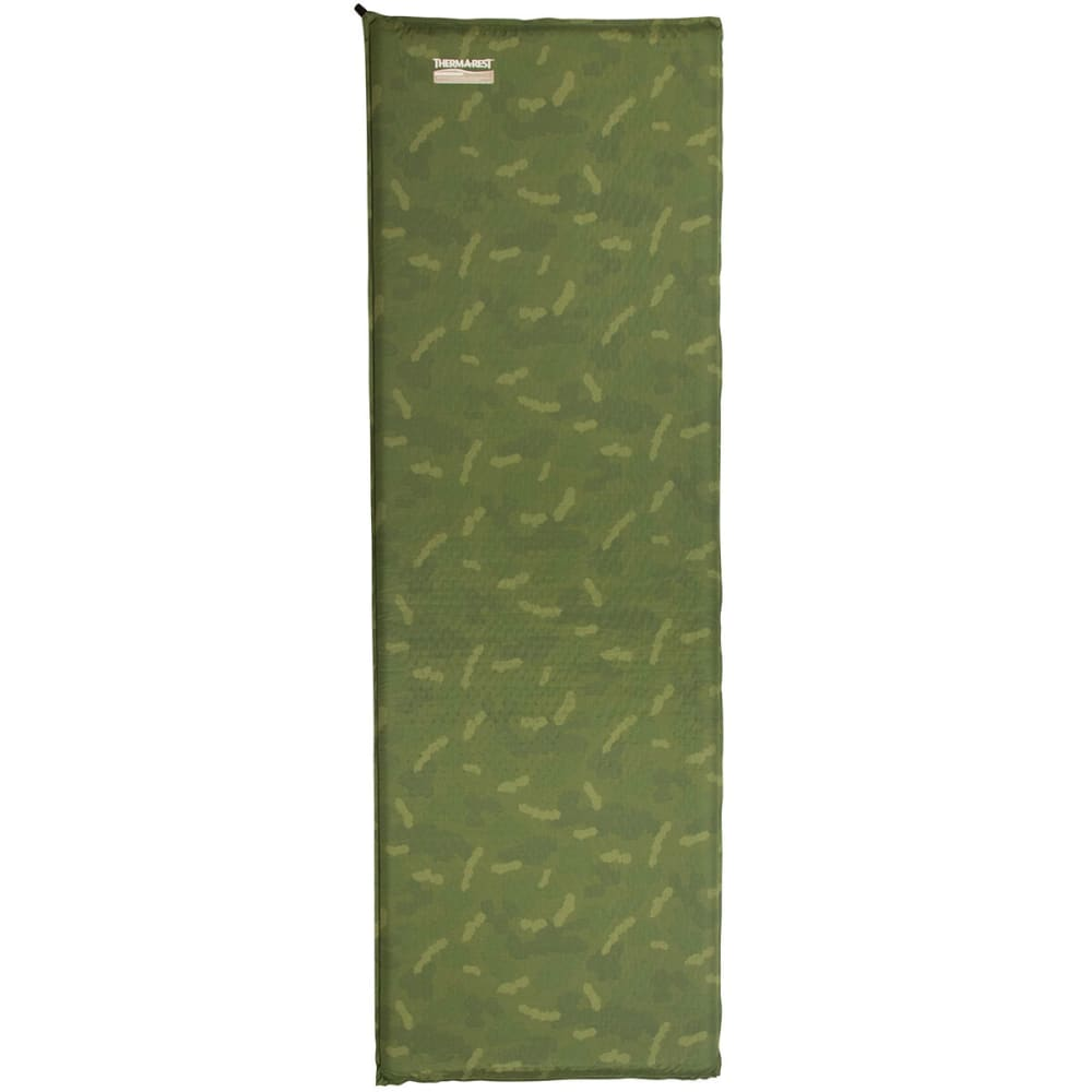 THERM-A-REST Poler Zonker™ Camp Mattress  - GREEN CAMO