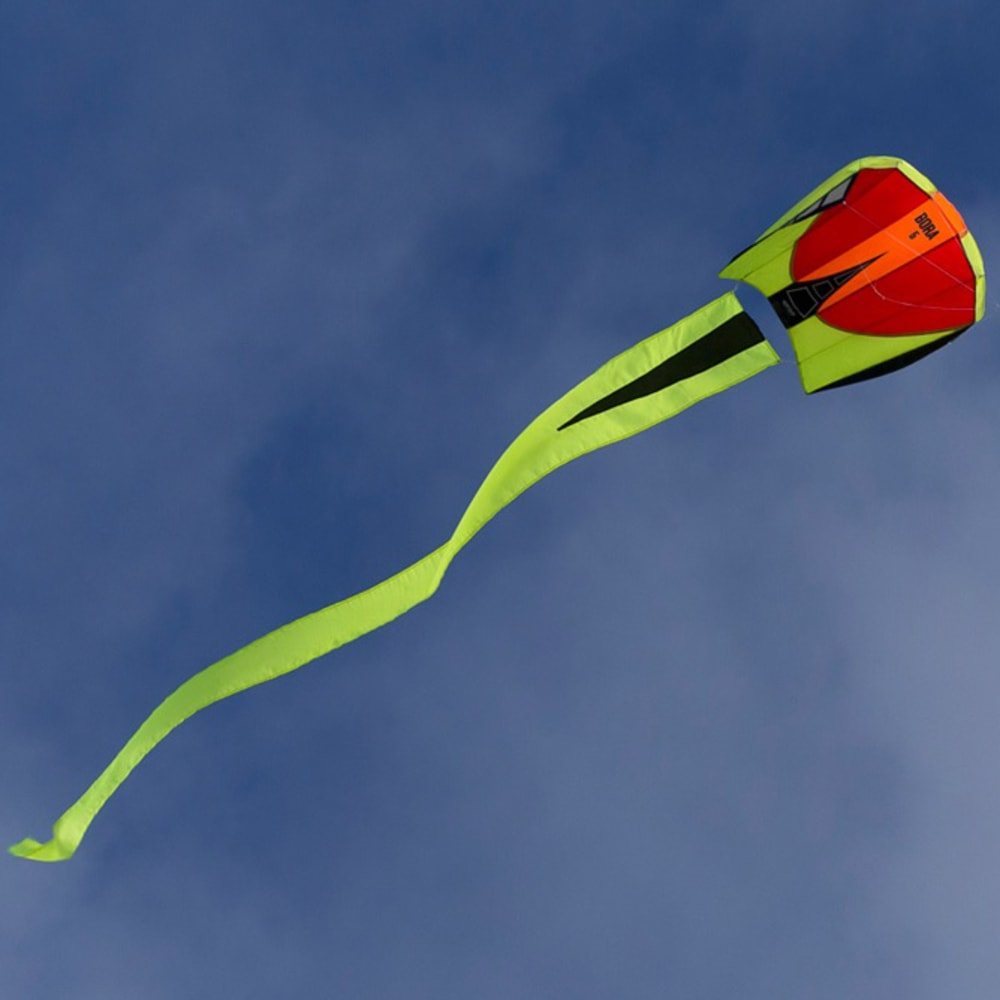 Prism Bora 5 Single Line Kite - Red