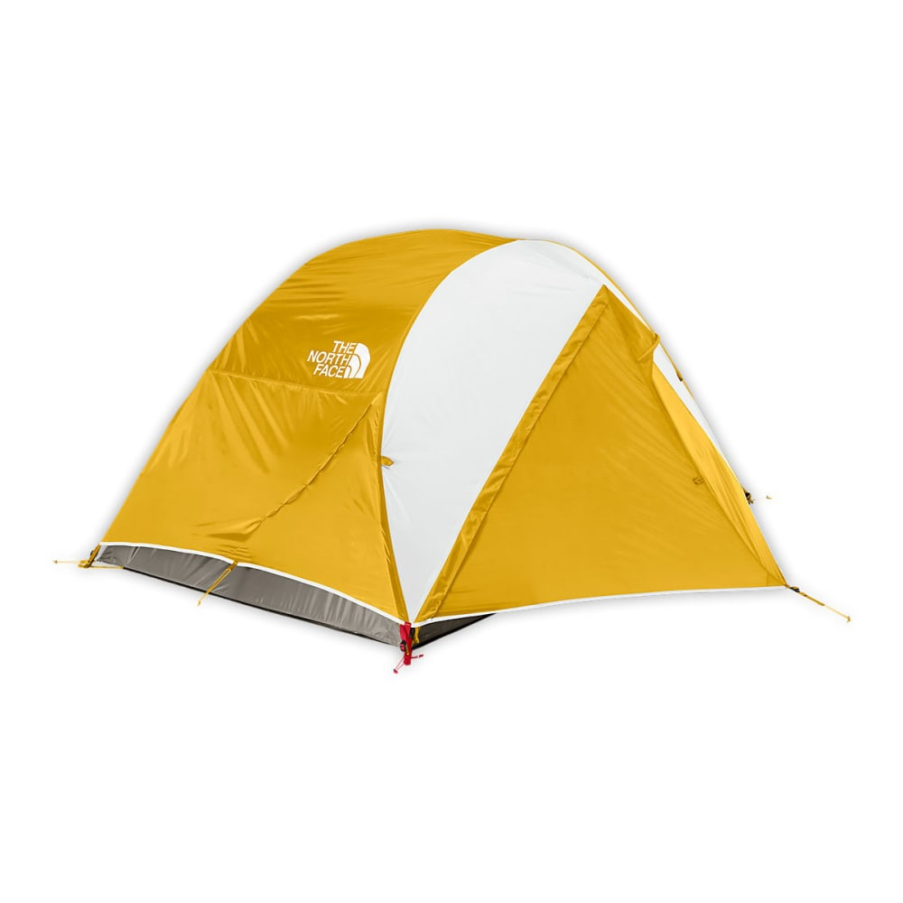 ... THE NORTH FACE Talus 3 Tent - CASTOR GREY/YELLOW  sc 1 st  Eastern Mountain Sports & THE NORTH FACE Talus 3 Tent