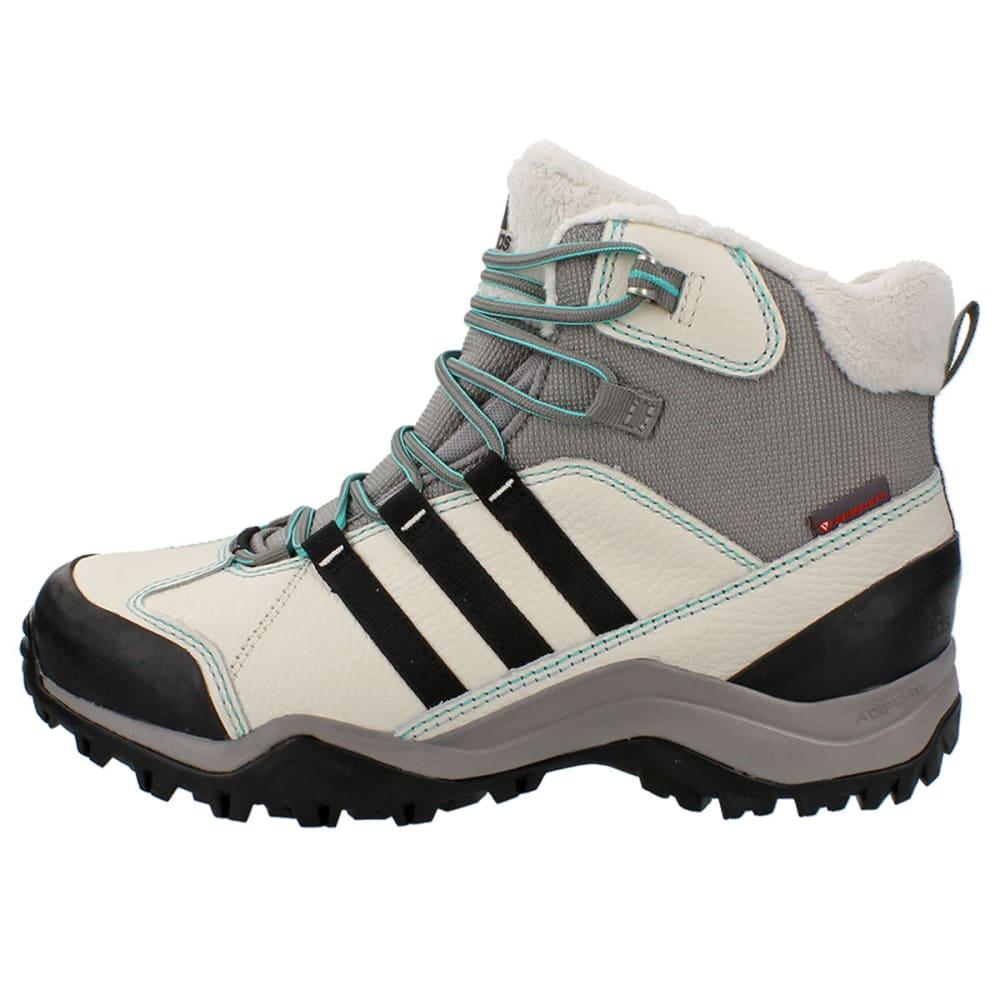 ADIDAS Women's CH Winter Hiker II Boots  CHLK WHT/BK/VVMNT