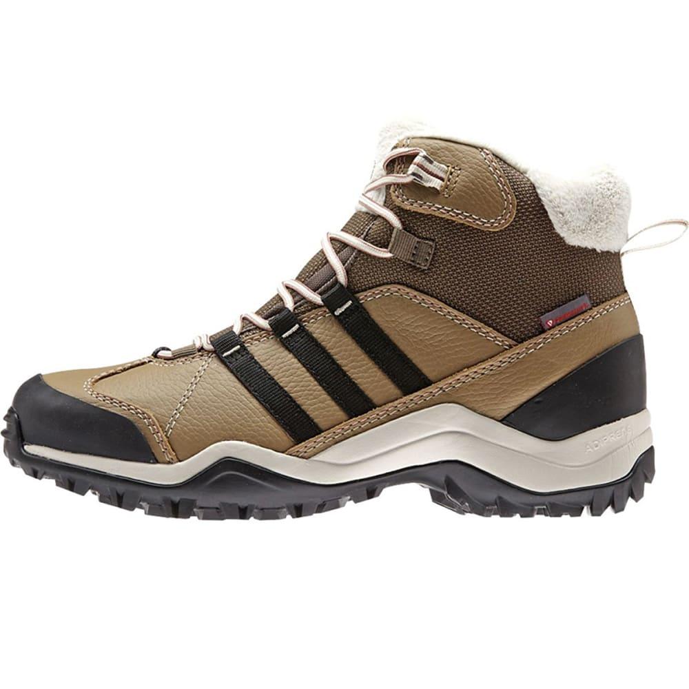 ADIDAS Women's CH Winter Hiker II CP Boots - GREY BLND/BLK/CDBRD