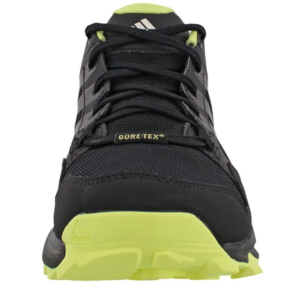 Adidas  mujer 's kanadia 7 Trail GTX zapatillas de trail corriendo , negro / amarillo