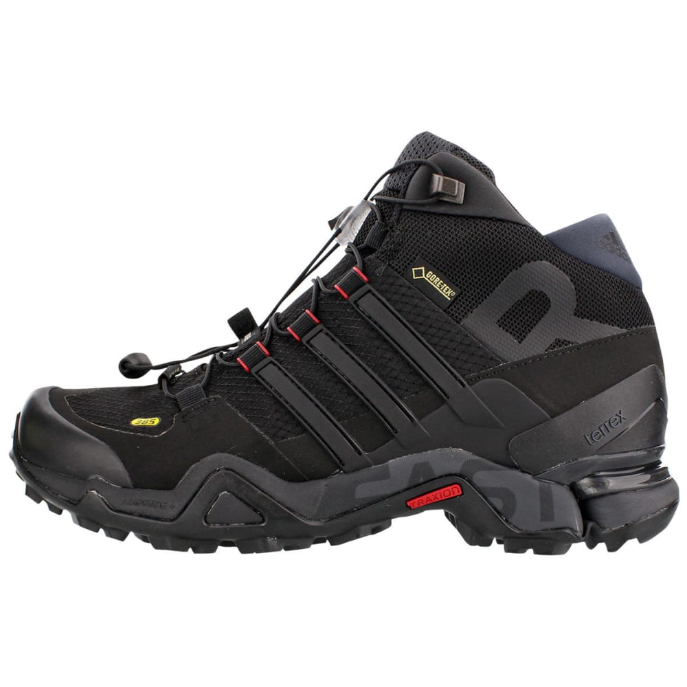adidas women 39 s terrex fast r mid gtx hiking boots. Black Bedroom Furniture Sets. Home Design Ideas