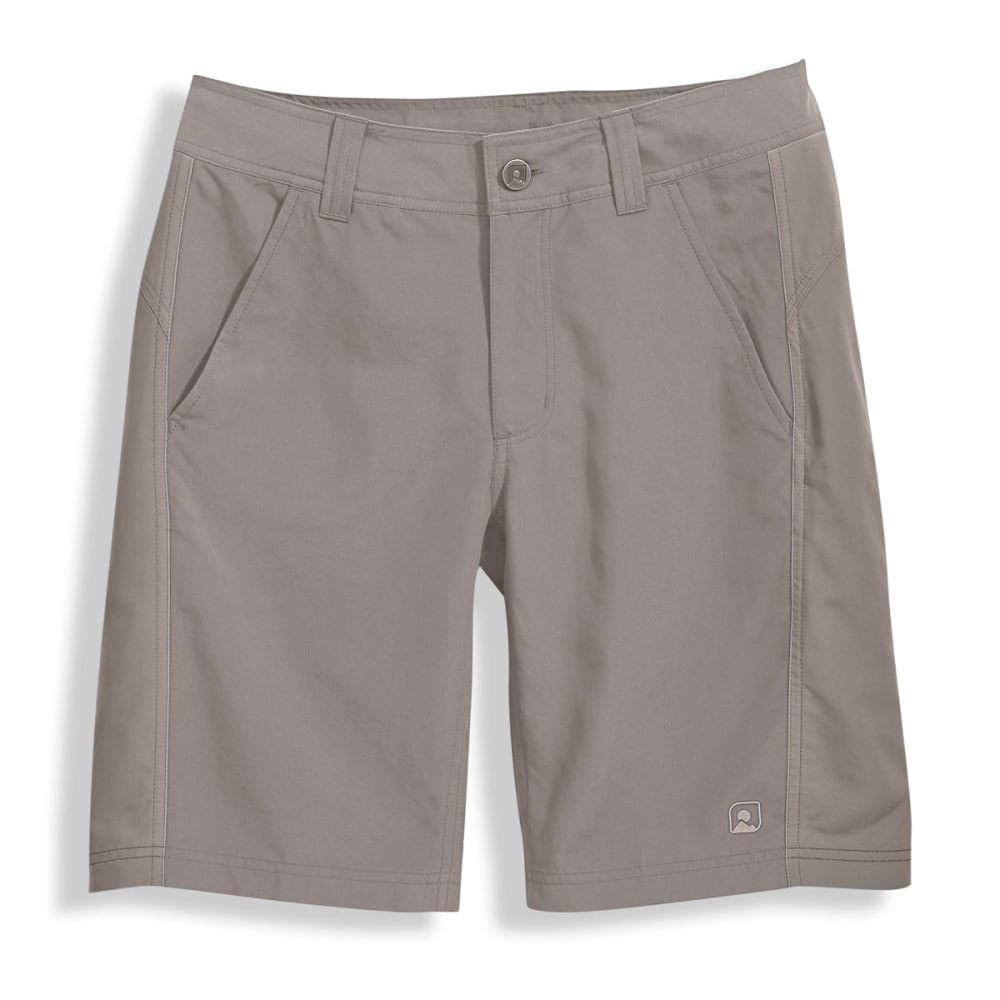 shoreline guys From ship to shore, our island-inspired men's shoreline short is ready for anything this drawstring casual short features moisture wicking, quick dry.