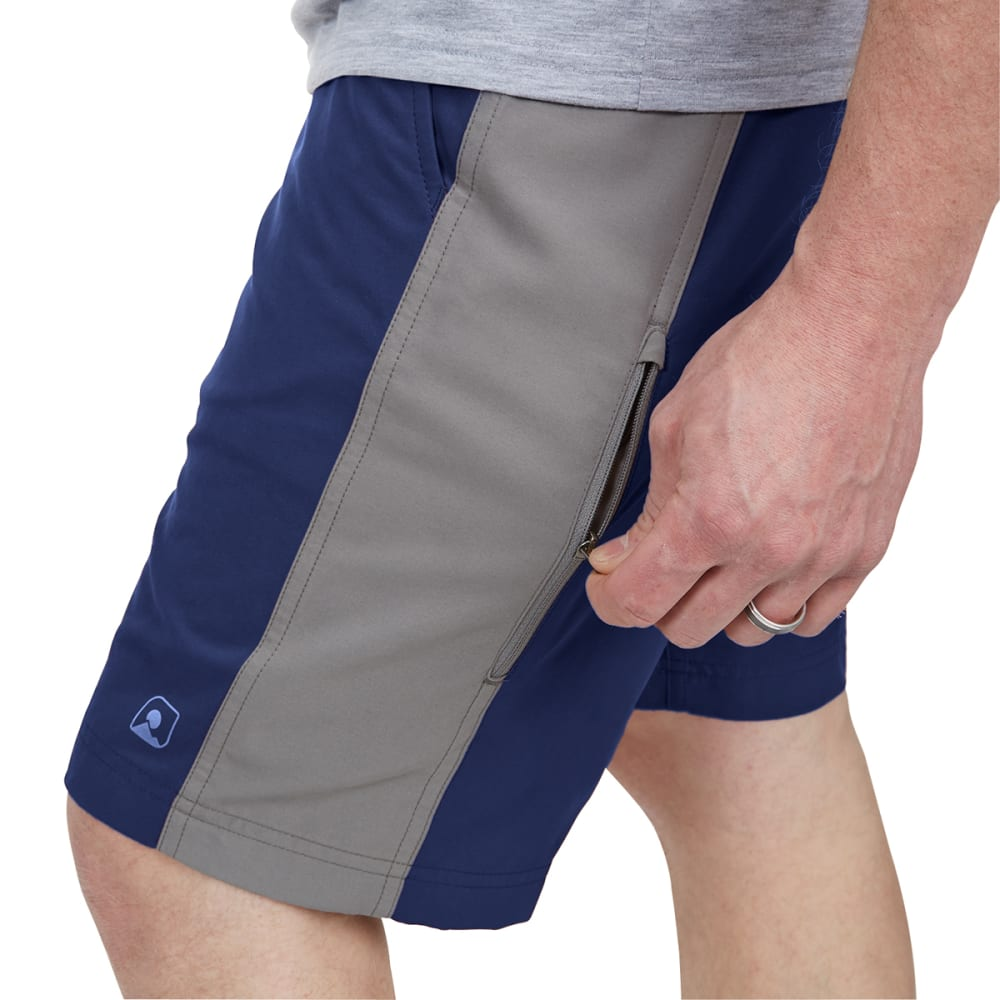 EMS® Men's Shoreline Shorts - BLUE DEPTHS/PEWTER