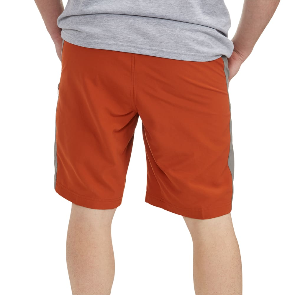 EMS® Men's Shoreline Shorts - PICANTE/PEWTER