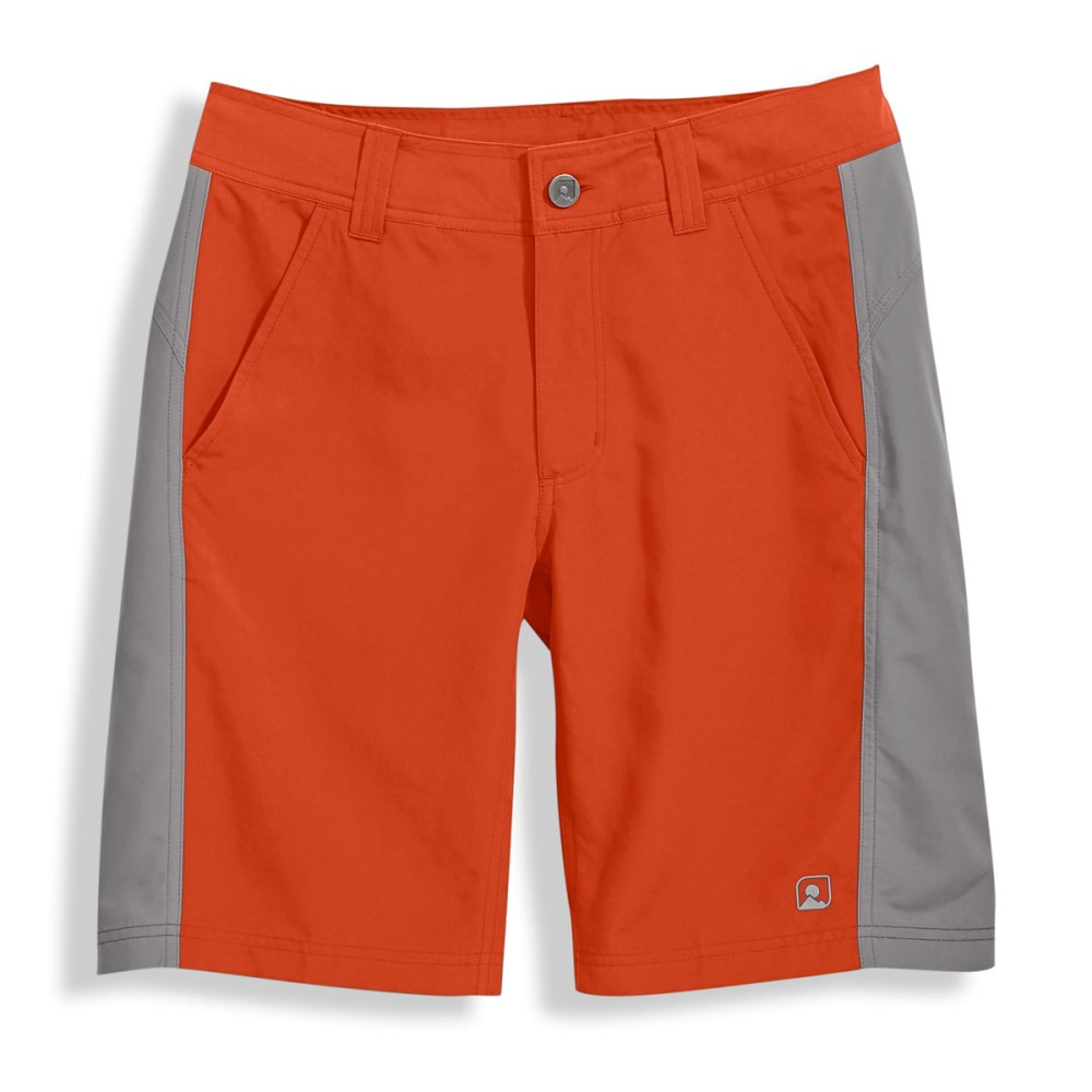 EMS® Men's Shoreline Shorts - PICANTE/PEWTER