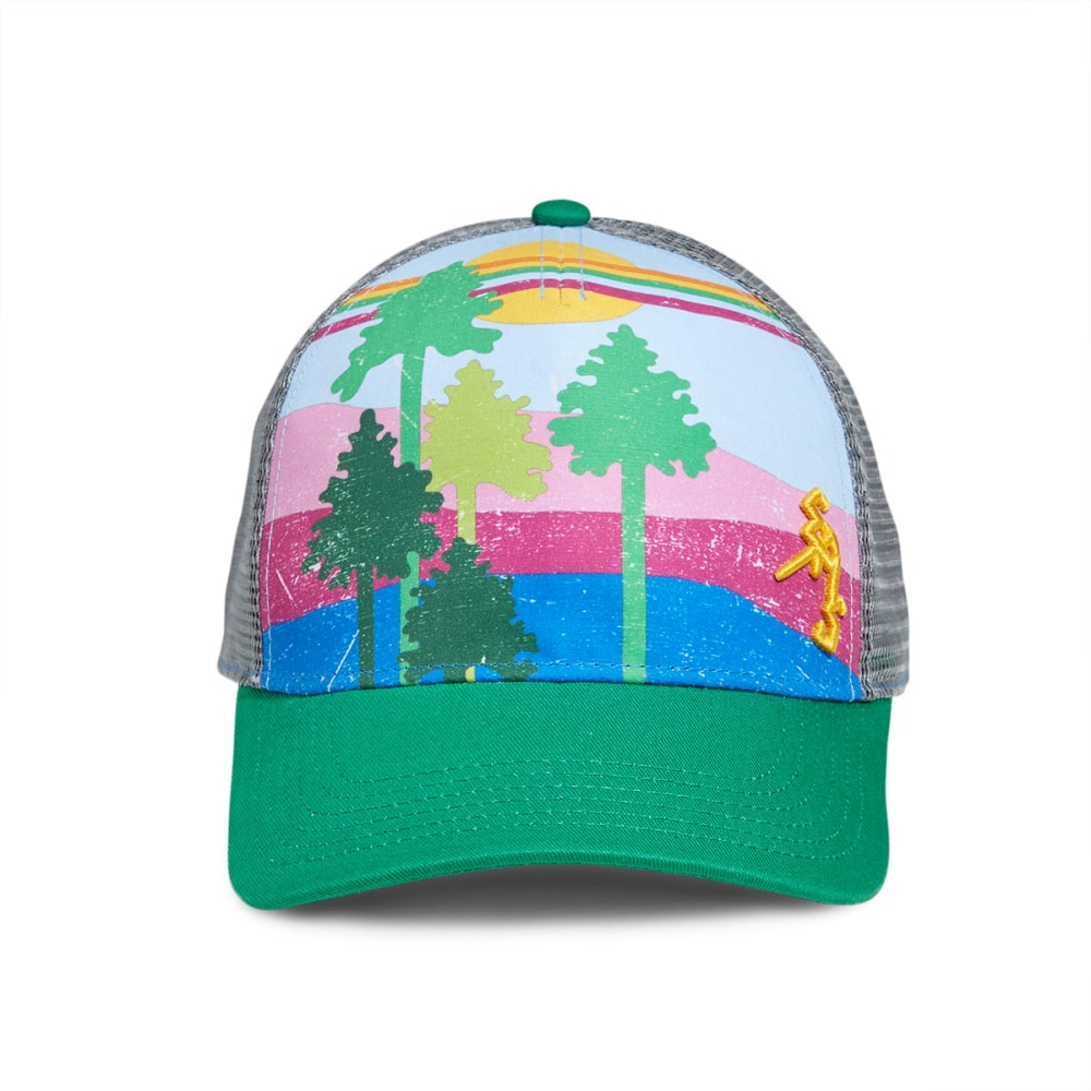 EMS® 1979 Landscape Trucker Hat - MEDIUM GREEN
