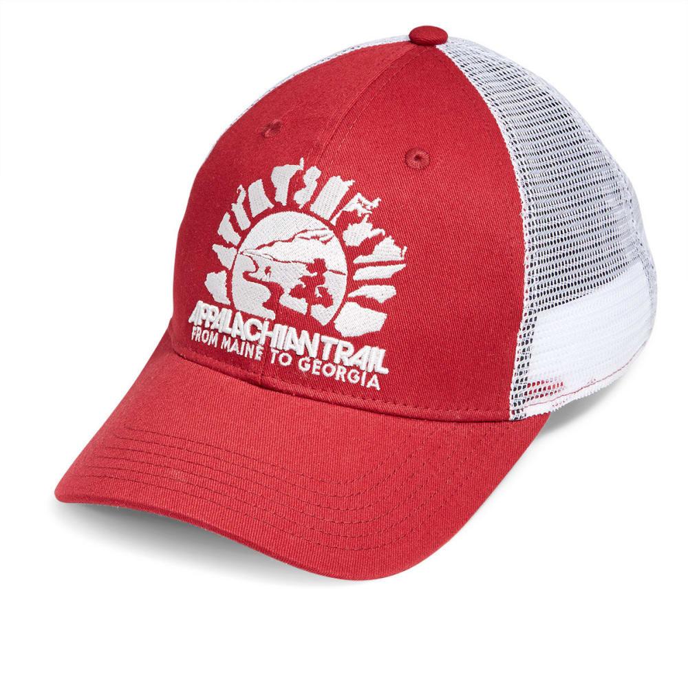 09dd5e5c EMS Appalachian Trail Trucker Hat - CHILLI PEPPER