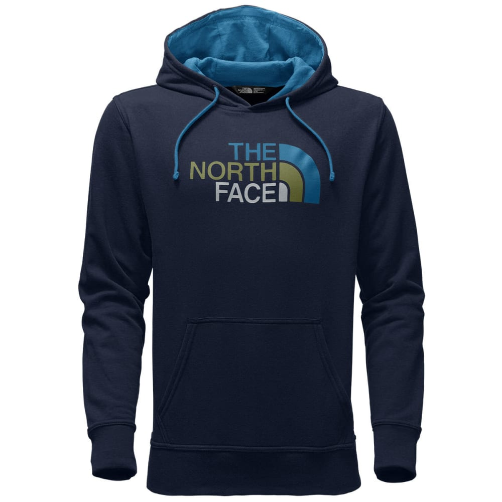 THE NORTH FACE Men's Half Dome Hoodie - ULA-URBAN NAVY/CENDR