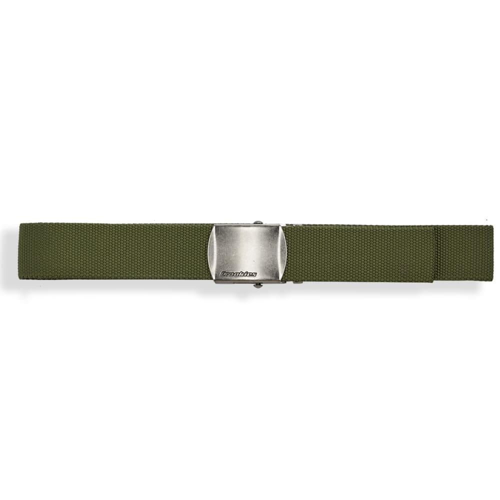 CROAKIES P.E.T Military Belt Buckle - OLIVE