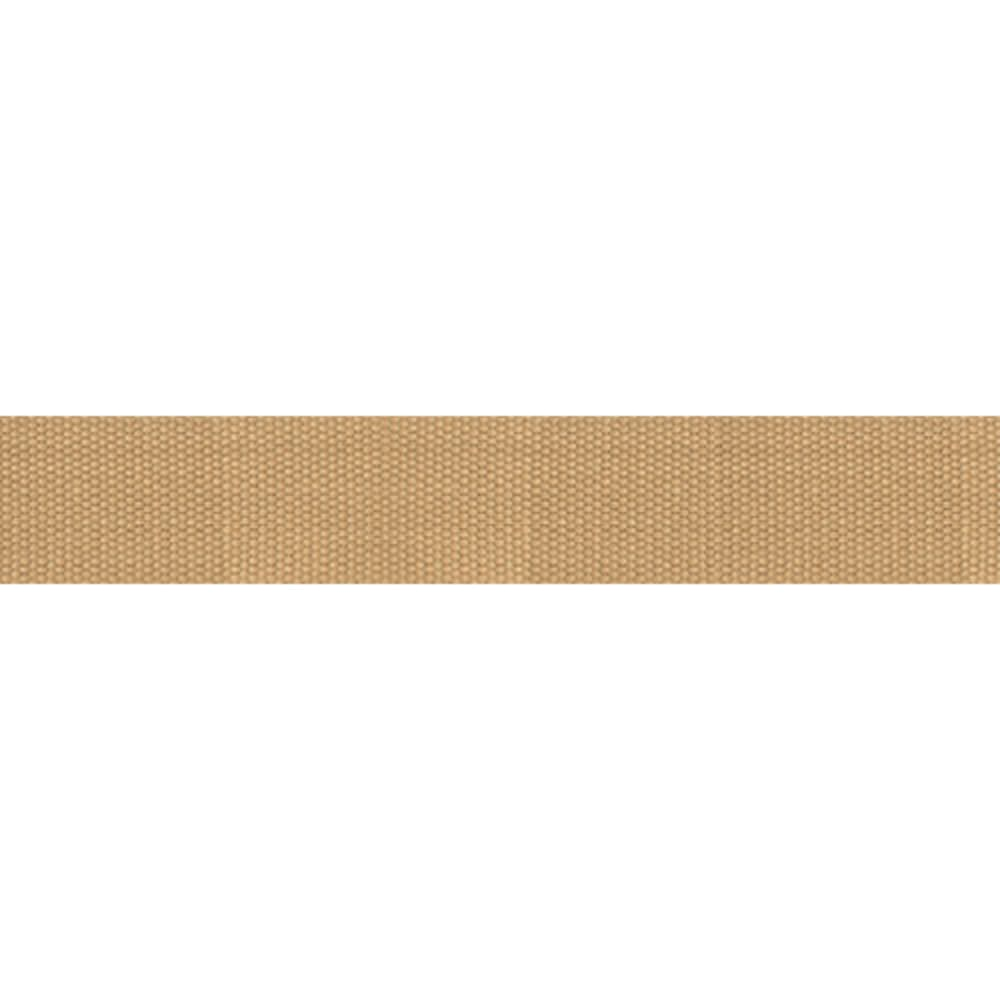 CROAKIES P.E.T D-Ring Belt - KHAKI