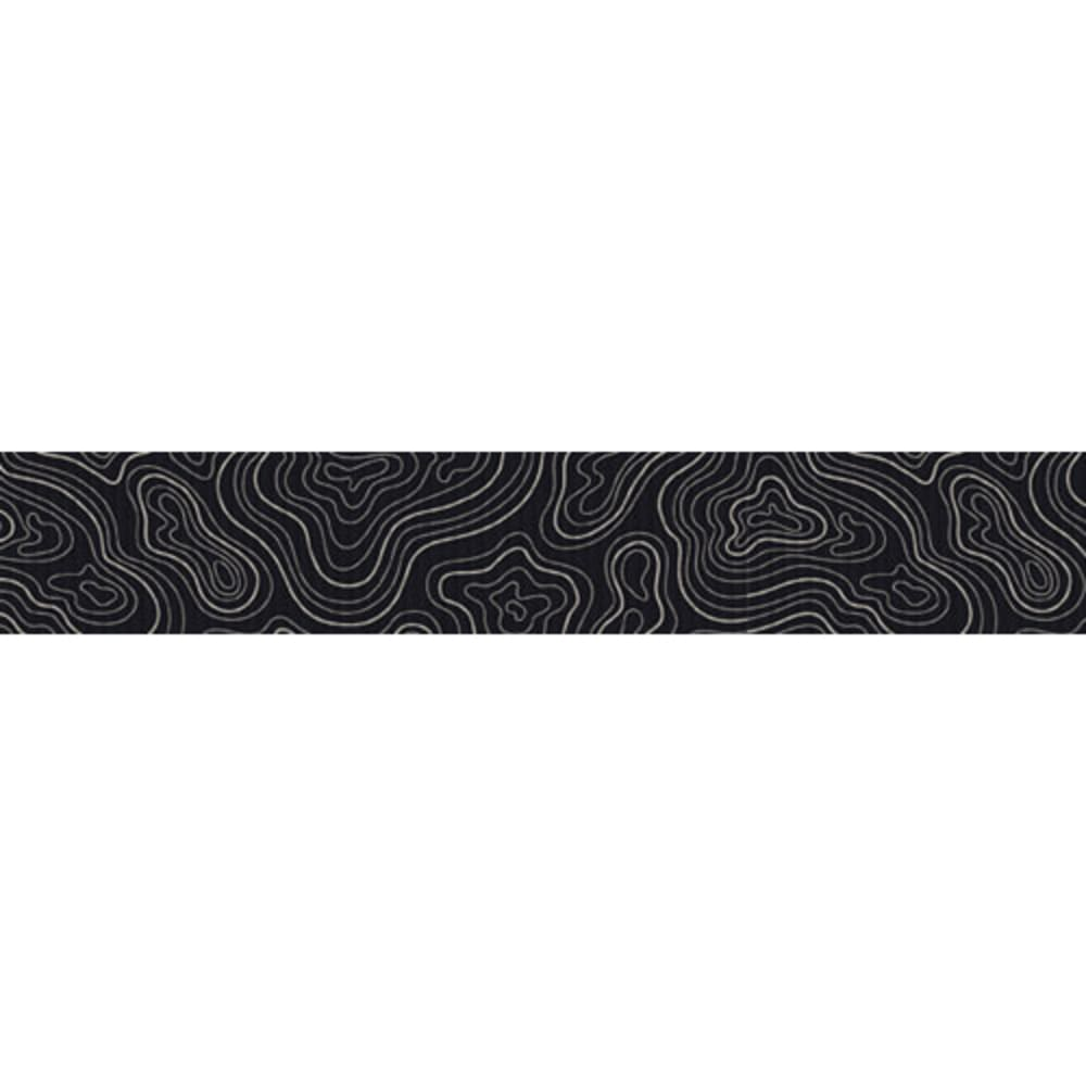 CROAKIES Artisan 2 Topo Fog Belt - TOPO FOG