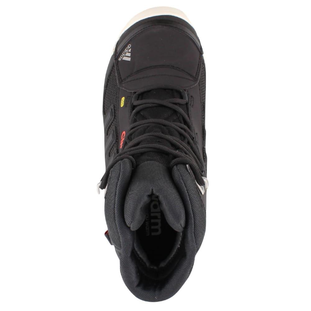 ADIDAS Boys' Terrex Conrax CP Storm Boots - BK/C WHT/BLD ORG
