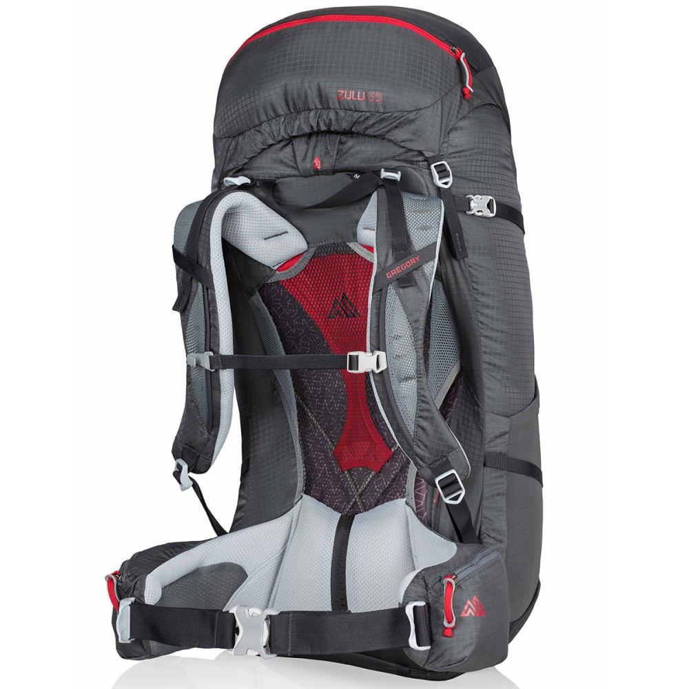 GREGORY Zulu 65 Backpack - FELDSPAR GREY