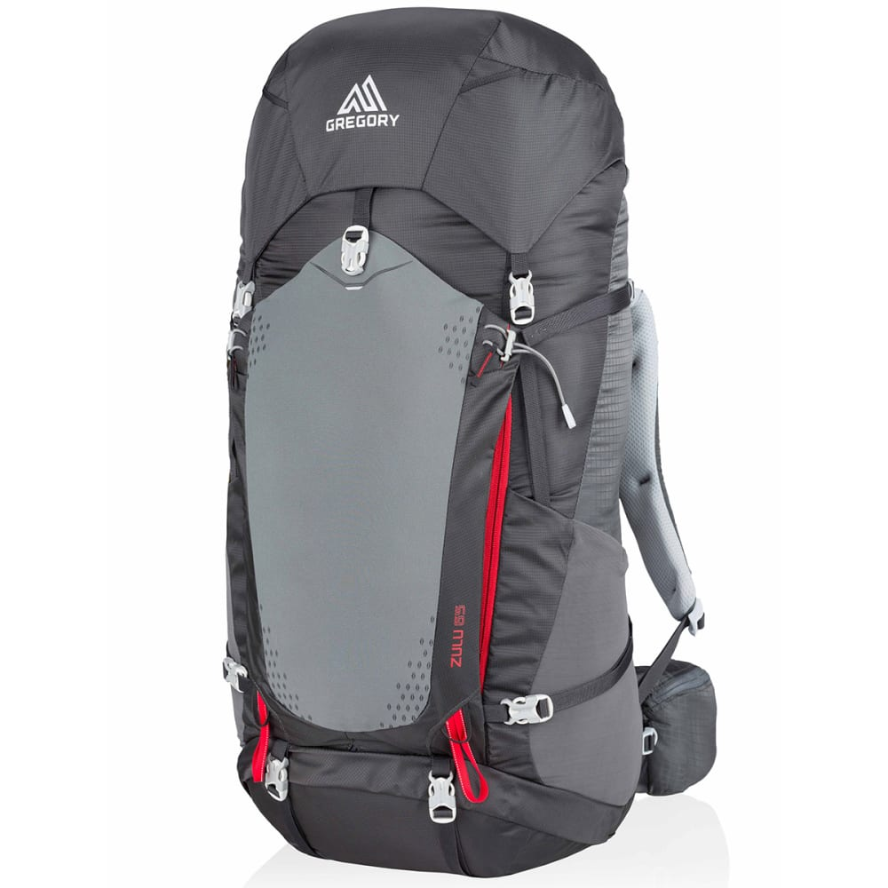 GREGORY Zulu 65 Backpack - FELDSPAR GREY
