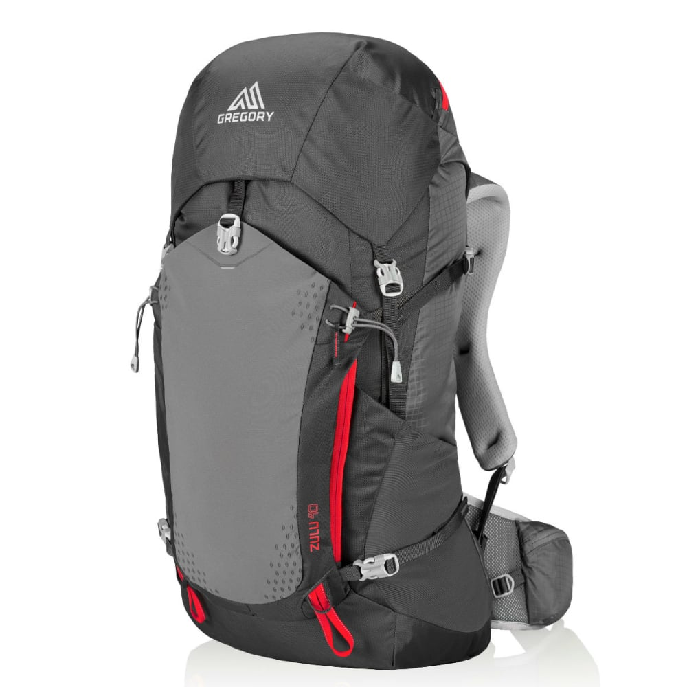 GREGORY Zulu 40 Backpack - FELDSPAR GREY