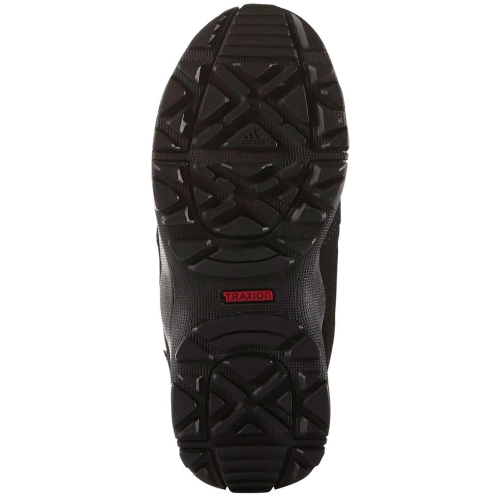 ADIDAS Kids' CH Adisnow CF CP Hiking Boots - BLK/DRK GRY/NT MET