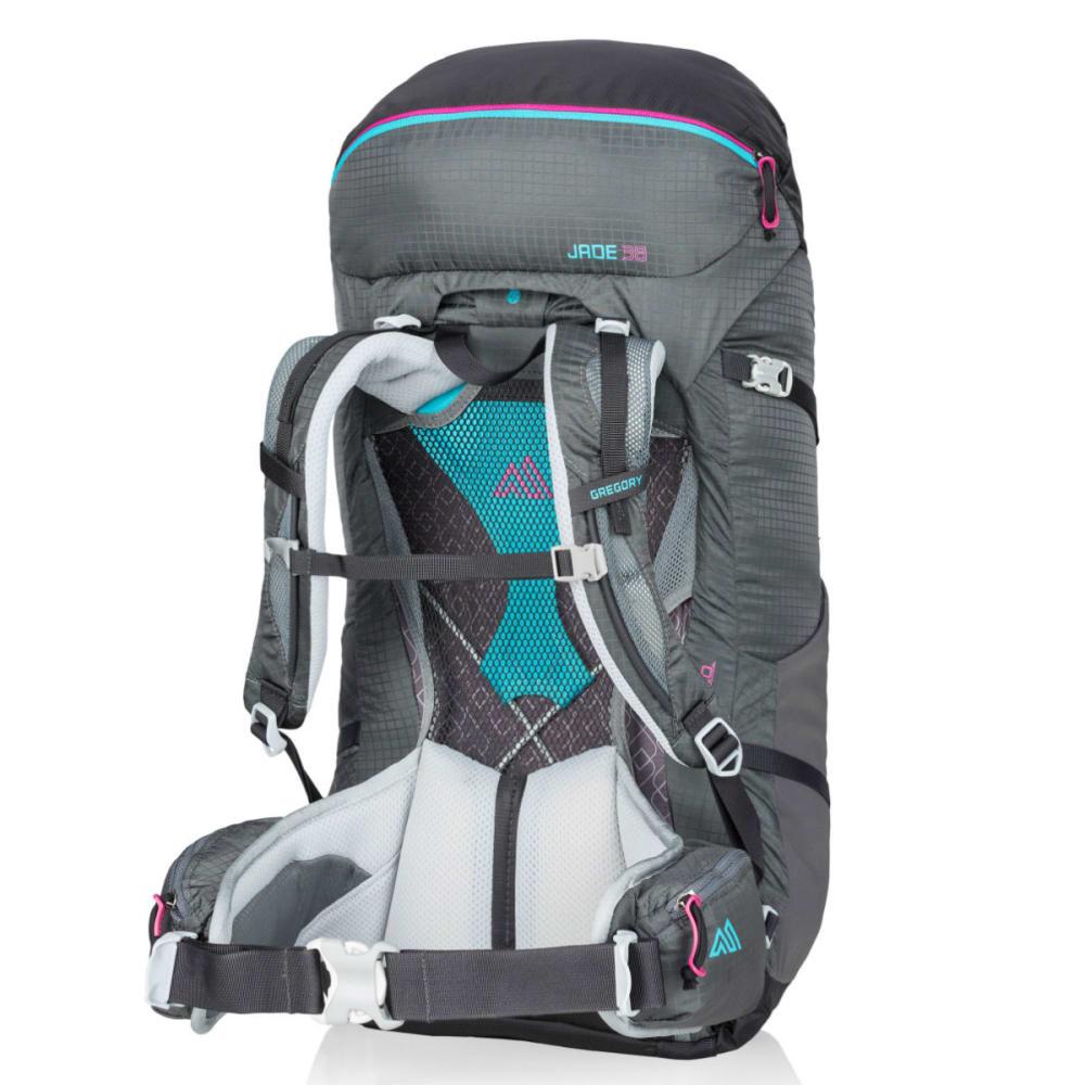 GREGORY Women's Jade 53 Backpack - DARK CHARCOAL