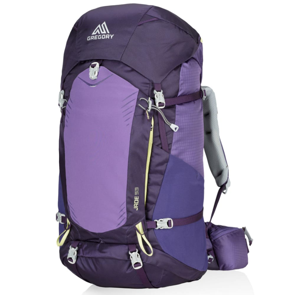 GREGORY Women's Jade 53 Backpack - MOUNTAIN PURPLE