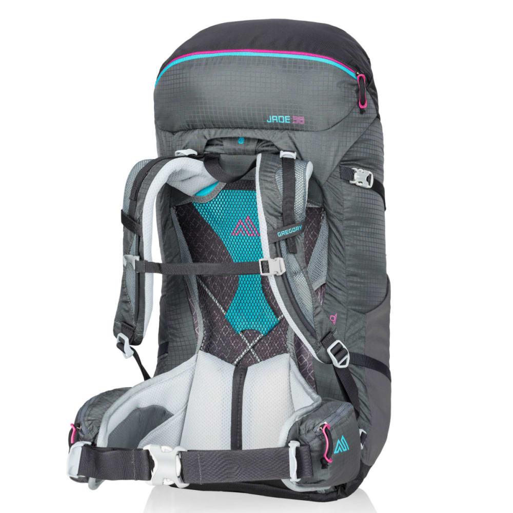 GREGORY Women's Jade 38 Backpack - DARK CHARCOAL