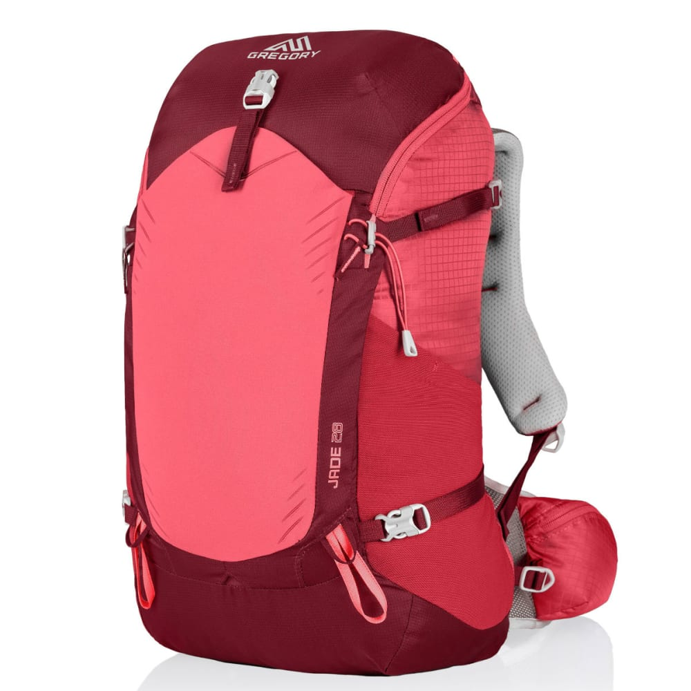 GREGORY Women's Jade 28 Backpack - RUBY RED
