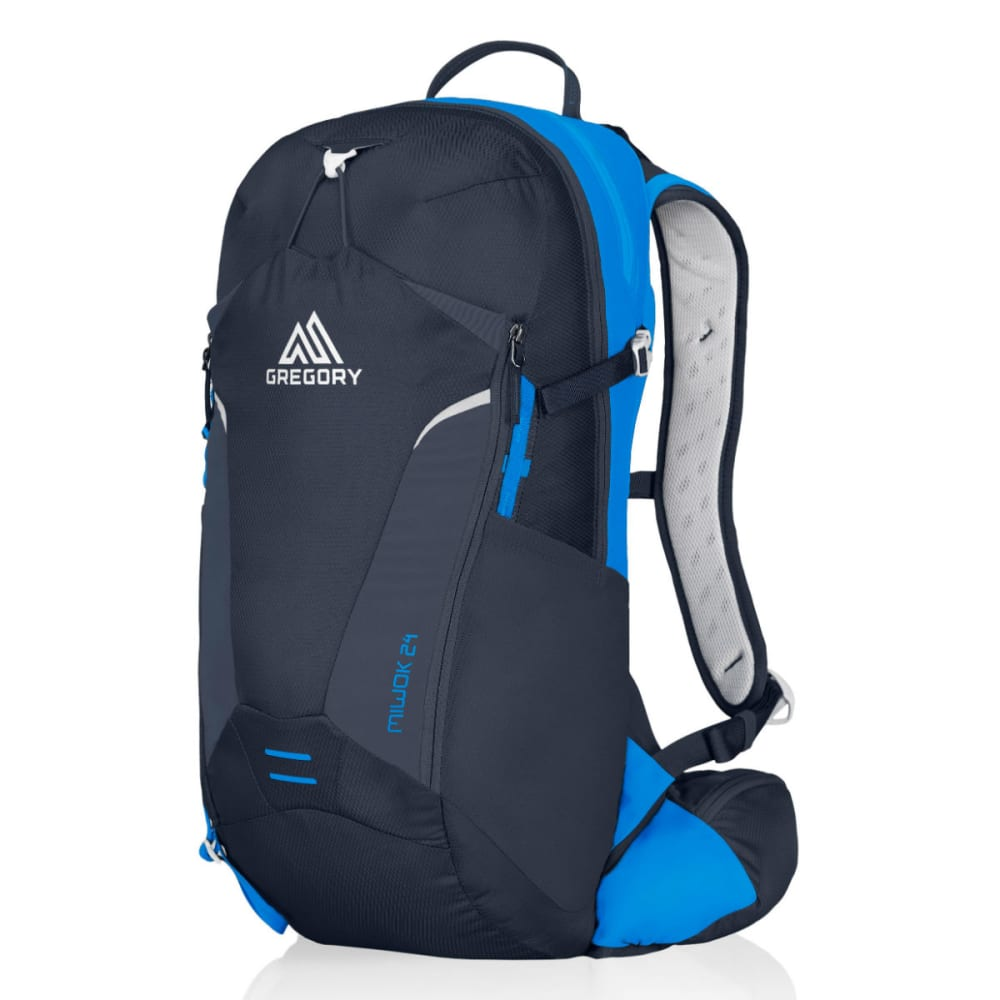 GREGORY Miwok 24 Daypack - NAVY BLUE