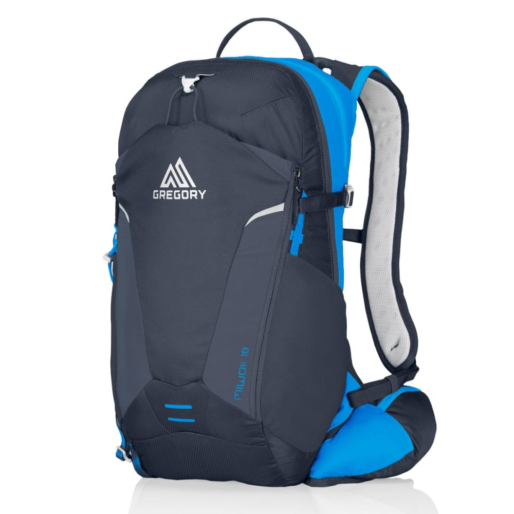 GREGORY Miwok 18 Daypack  - NAVY BLUE