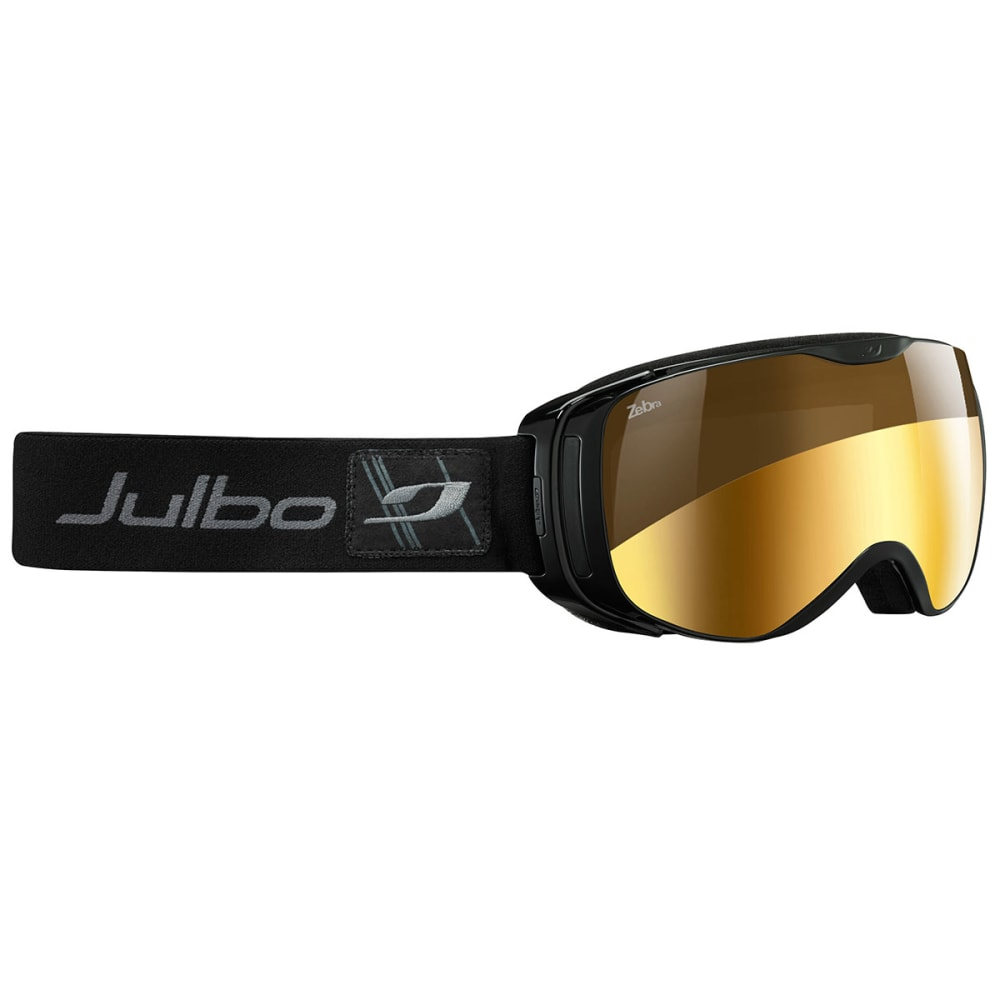 JULBO Women's Luna Goggles - GREY/BLACK