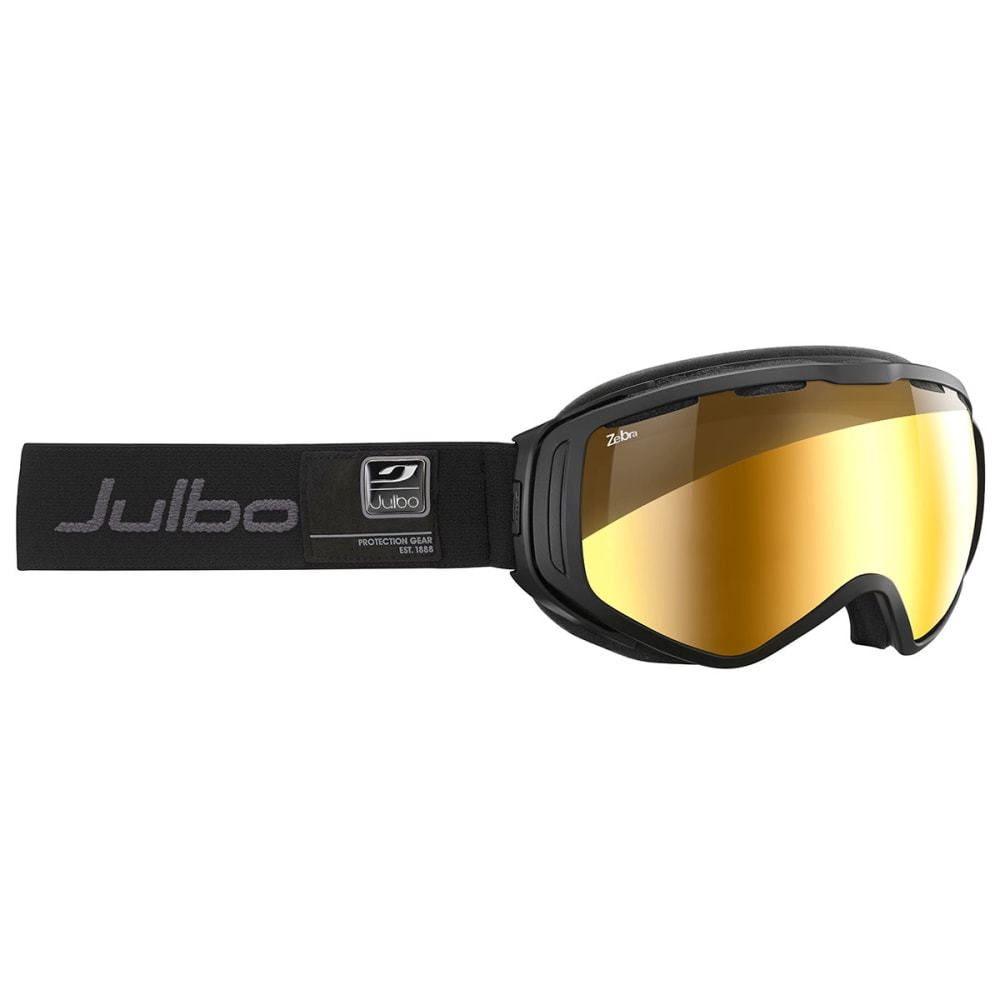 JULBO Titan OTG Goggles with Zebra Lenses - BLACK