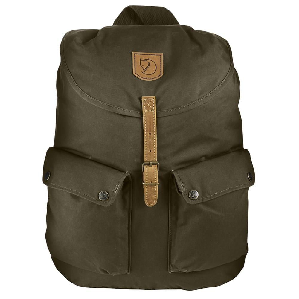 FJALLRAVEN Greenland Backpack - DARK OLIVE 633