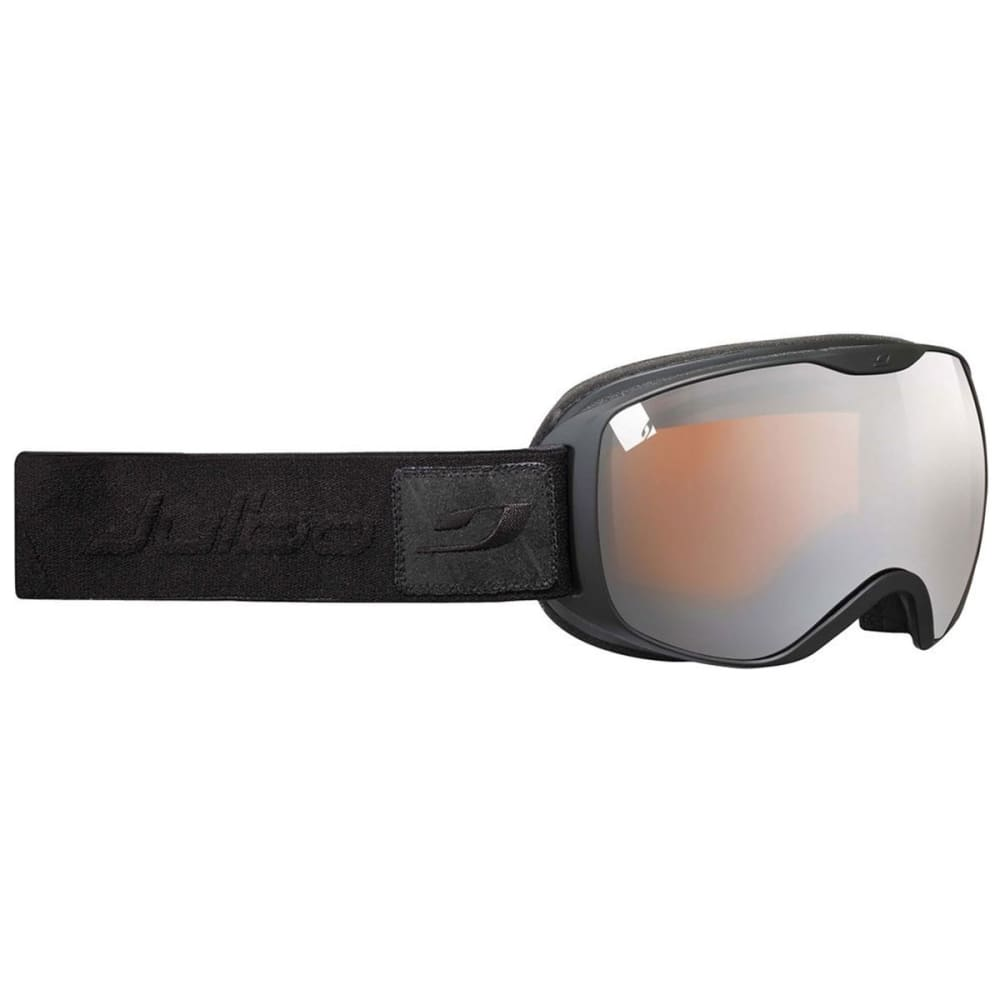 JULBO Women's Pioneer Goggles, Spectron 3 - BLACK / ORANGE