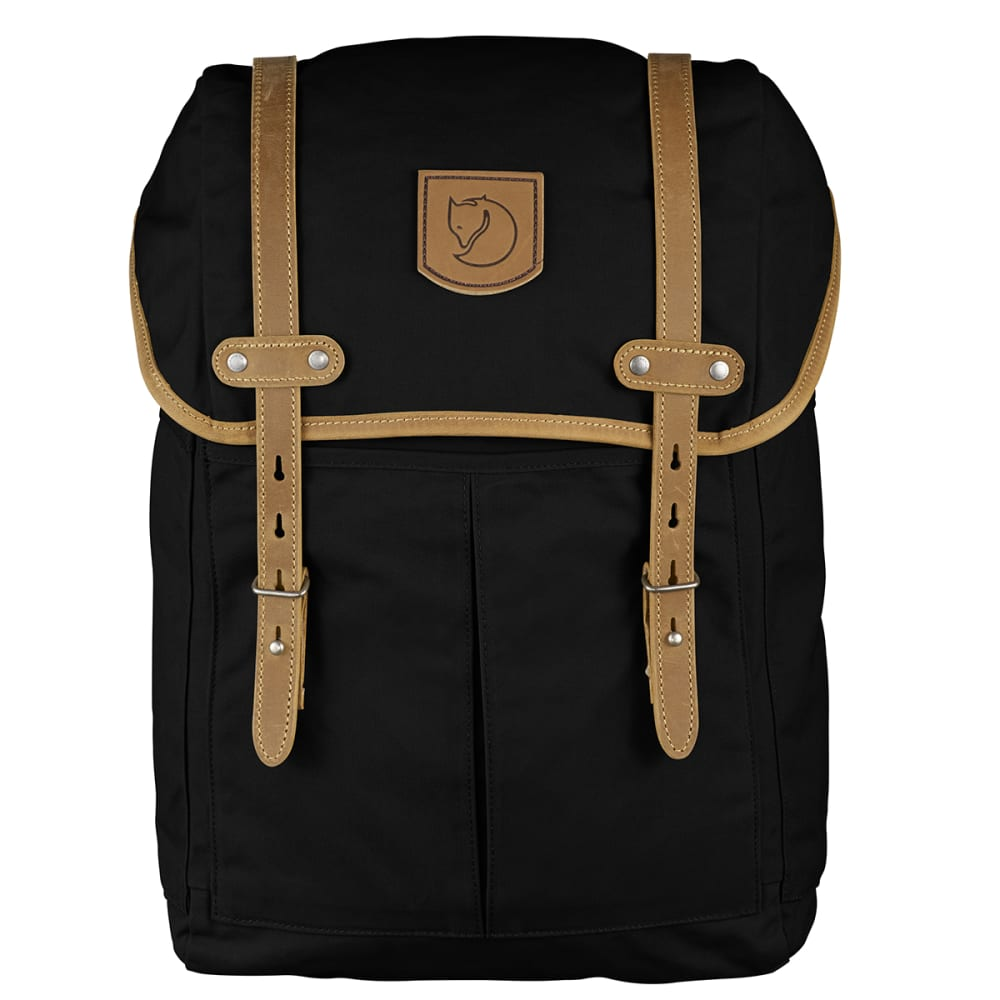 FJALLRAVEN Rucksack No. 21, Medium - BLACK 550