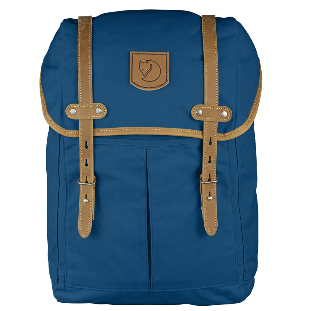 FJALLRAVEN Rucksack No. 21, Medium  - LAKE BLUE 539