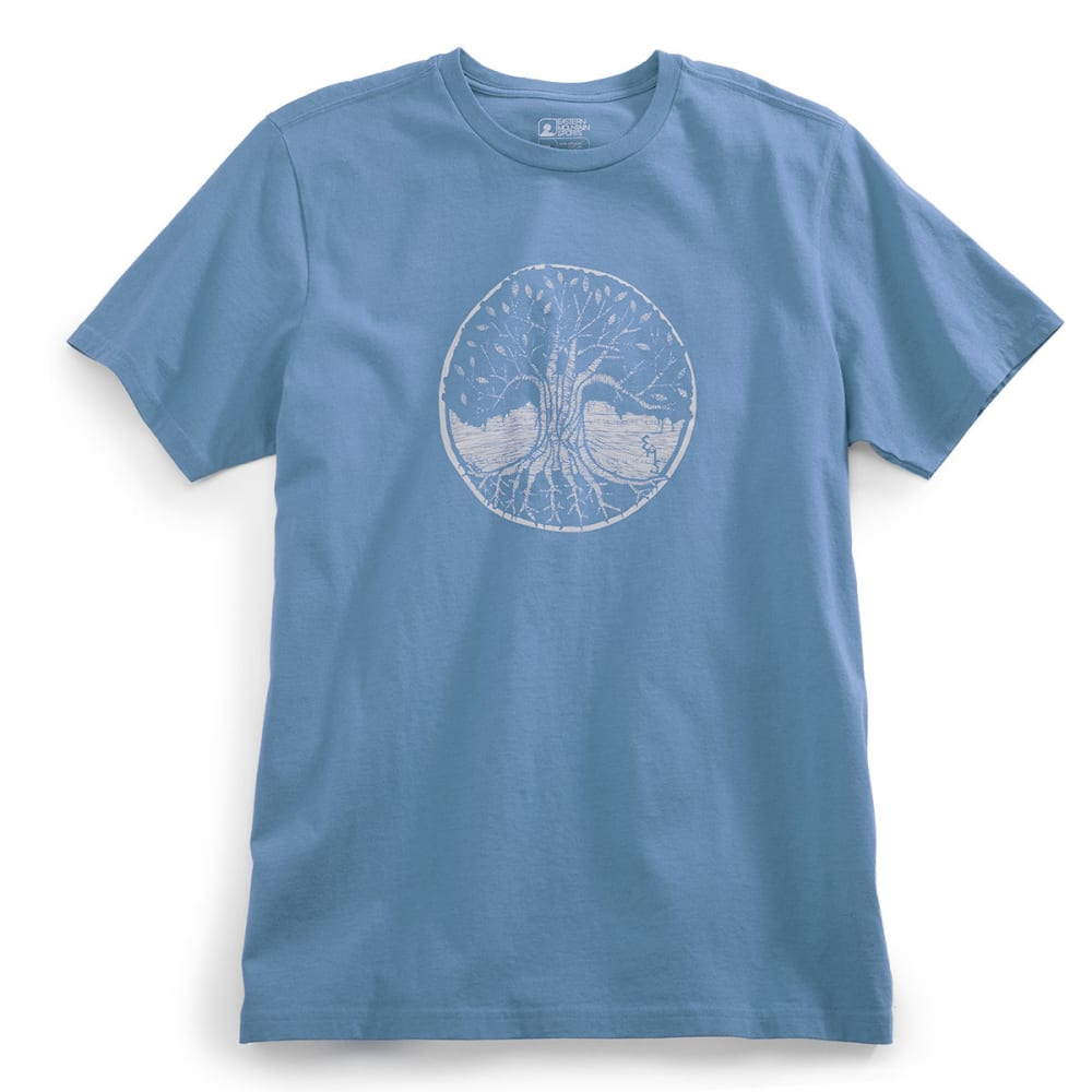 EMS® Men's Grass Roots Graphic Tee  - CORONET BLUE