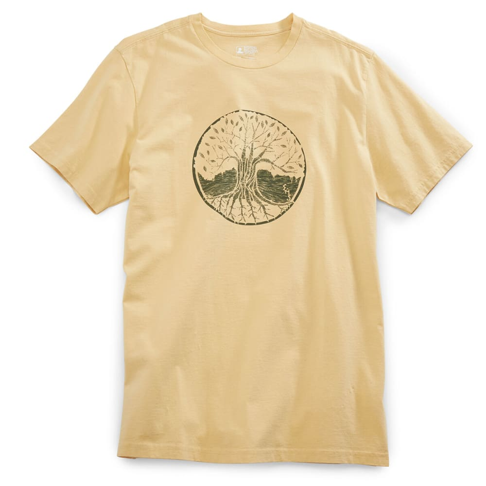 EMS® Men's Grass Roots Graphic Tee  - NEW WHEAT