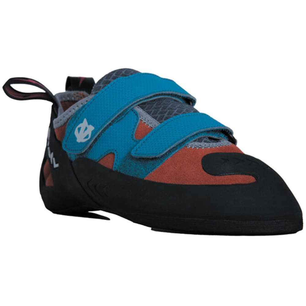 EVOLV Raptor Climbing Shoes - BURNT ORANGE