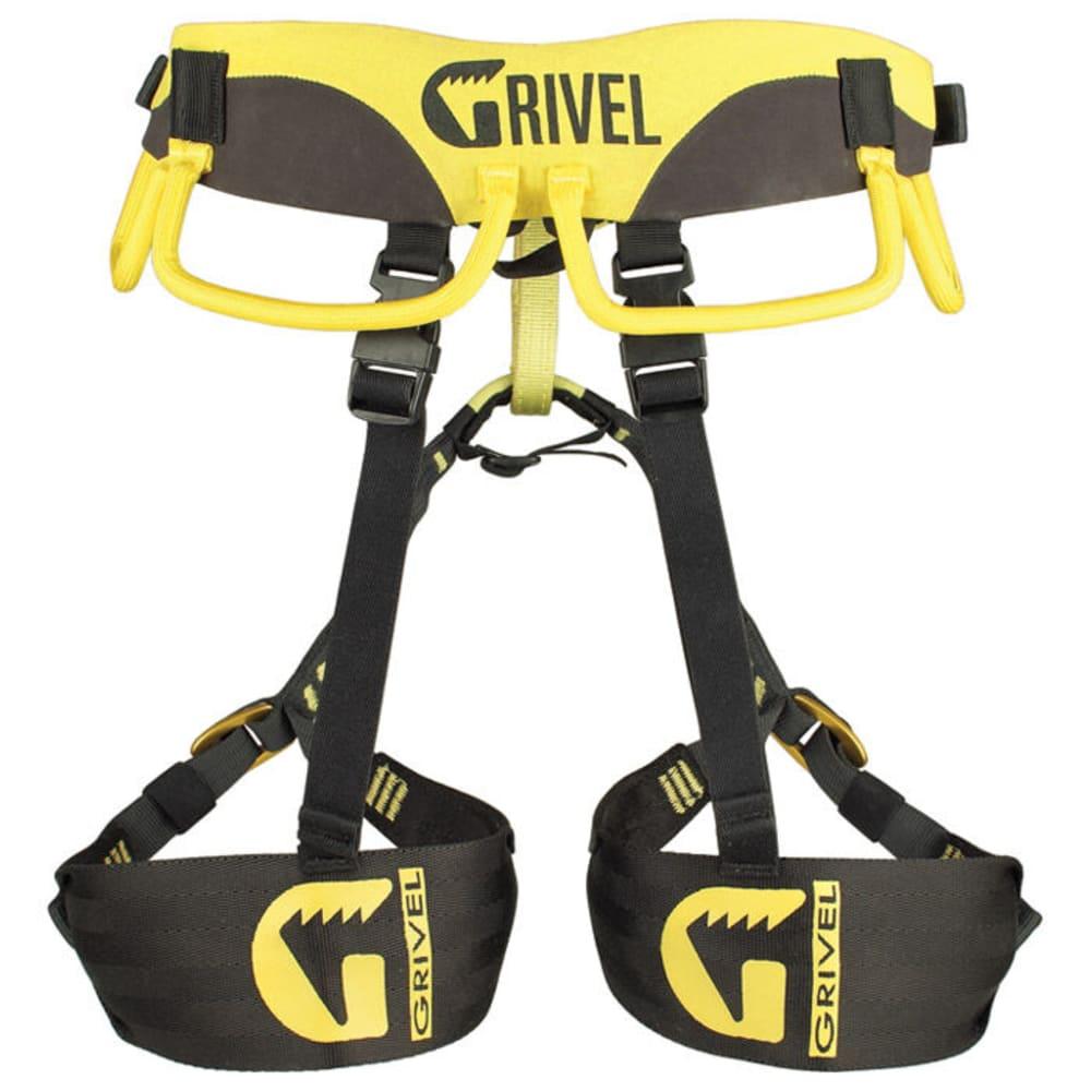 GRIVEL Poseidon Harness, L/XL - BLACK/YELLOW