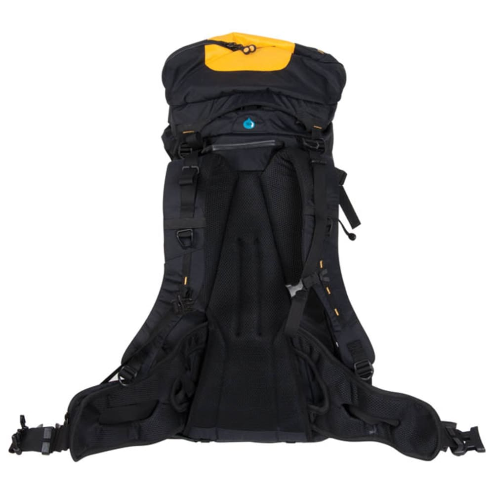 GRIVEL Alpine Pro 40+10 Pack  - BLACK/GOLD