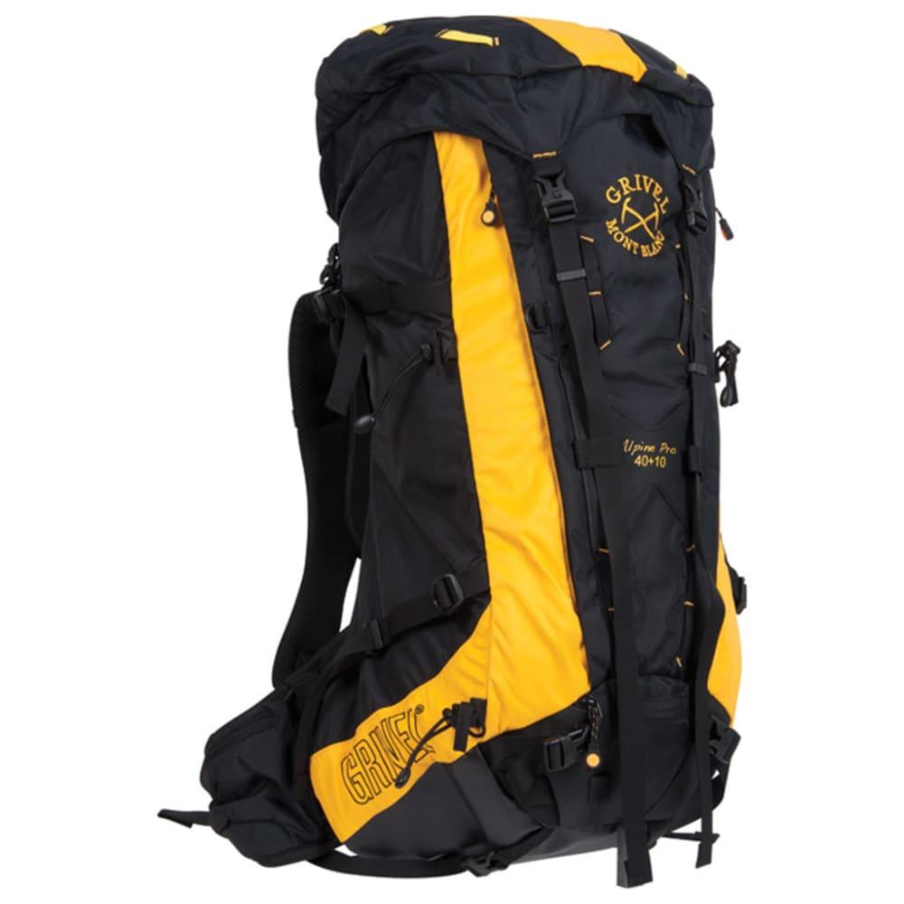 GRIVEL Alpine Pro 40+10 Pack - BLACK/GOLD