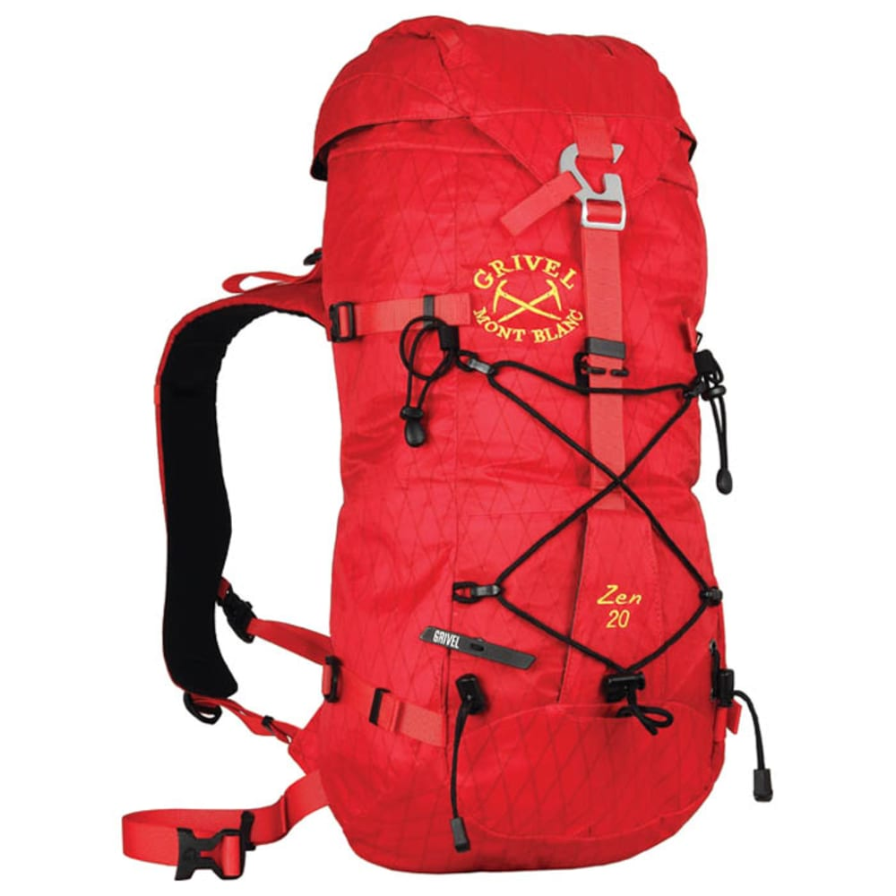 GRIVEL Zen 20L Pack  - RED