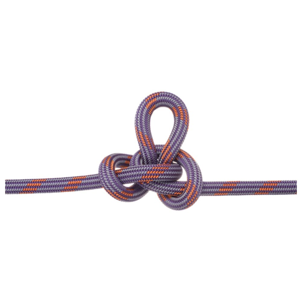 EDELWEISS Element II 10.2mm x 60m UC Rope - PURPLE  UC