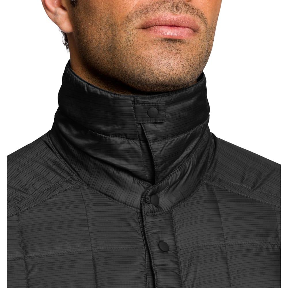 NAU Men's Down Shirt - CAVIAR STRIPE