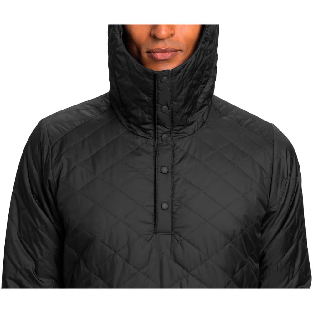 NAU Men's Synfill Hoody Pullover - CAVIAR