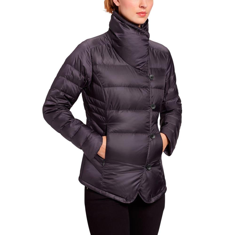 NAU Women's Imperial Down Jacket - AUBERGINE STRIPE