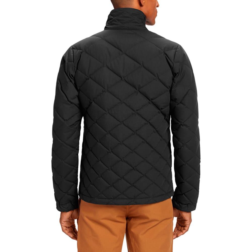 NAU Men's Intersect Utility Down Sweater - CAVIAR