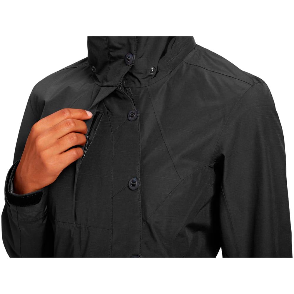 NAU Women's Urbane Jacket - CAVIAR