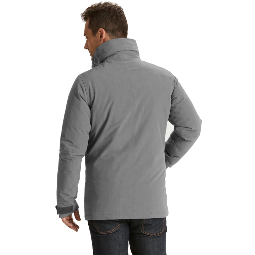 NAU Men's Blazing Down Jacket - CAPE HEATHER